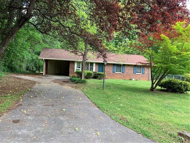860 Lee Drive NW, Marietta, GA 30060 (MLS #6761898) :: Charlie Ballard Real Estate