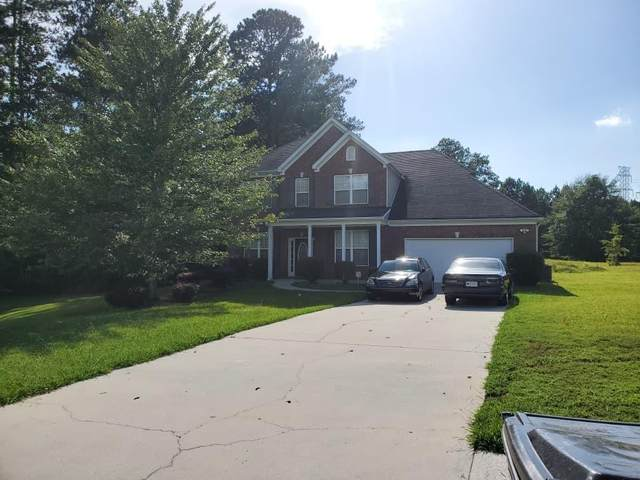 1949 Lakefield Forrest Court, Riverdale, GA 30296 (MLS #6761899) :: North Atlanta Home Team