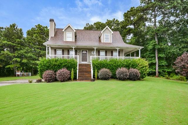 120 Fairview Knoll, Dallas, GA 30157 (MLS #6761921) :: The Heyl Group at Keller Williams