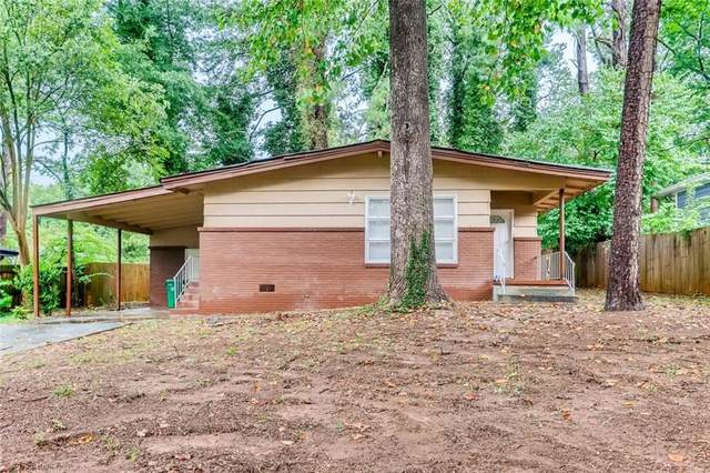 2896 Monterey Drive, Decatur, GA 30032 (MLS #6761937) :: The North Georgia Group
