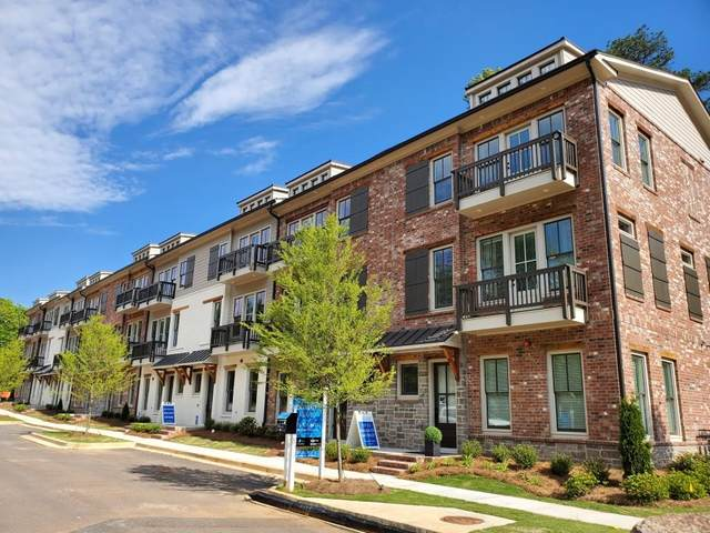 213 Napa Drive #4, Woodstock, GA 30188 (MLS #6761949) :: The Heyl Group at Keller Williams