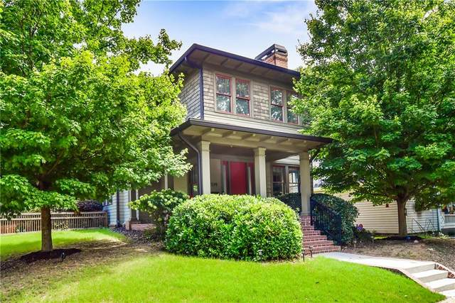 519 N Highland Avenue NE, Atlanta, GA 30307 (MLS #6761967) :: The Justin Landis Group