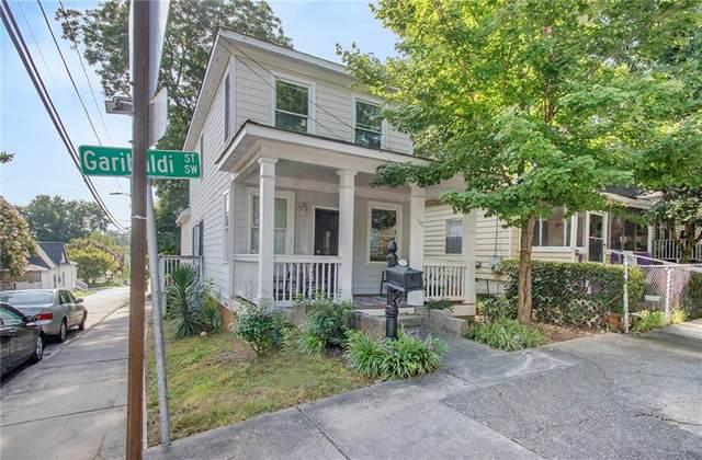 710 Garibaldi Street SW, Atlanta, GA 30310 (MLS #6761974) :: The Heyl Group at Keller Williams