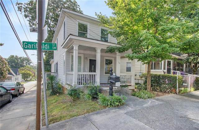 710 Garibaldi Street SW, Atlanta, GA 30310 (MLS #6761974) :: North Atlanta Home Team