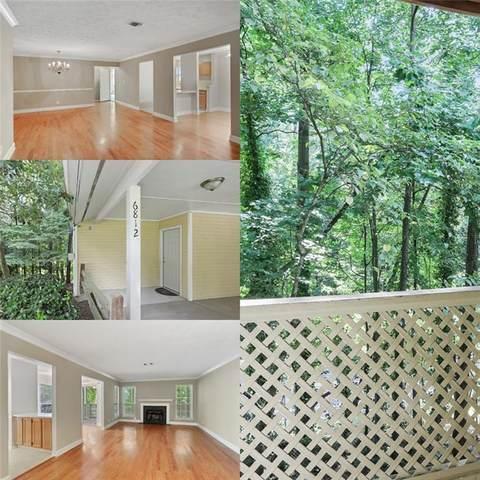 6812 Glenridge Drive B, Sandy Springs, GA 30328 (MLS #6761992) :: Charlie Ballard Real Estate