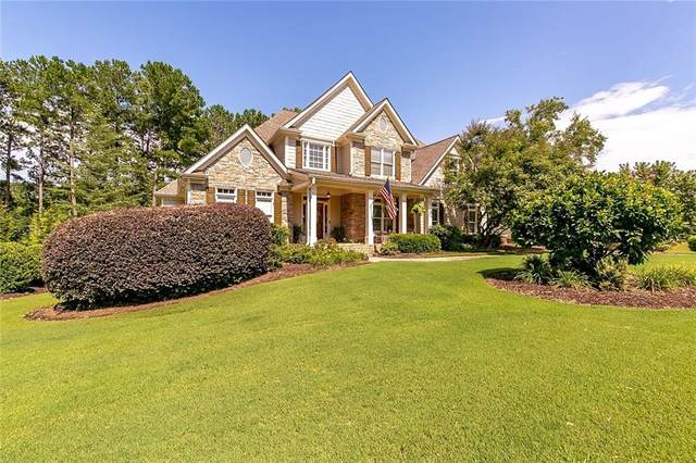 307 Golf Crest Drive, Acworth, GA 30101 (MLS #6762001) :: The Heyl Group at Keller Williams
