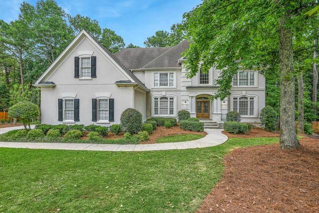 110 Newport Green, Alpharetta, GA 30005 (MLS #6762011) :: North Atlanta Home Team