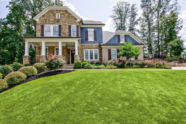 1425 Kings Park Court NW, Kennesaw, GA 30152 (MLS #6762013) :: Good Living Real Estate