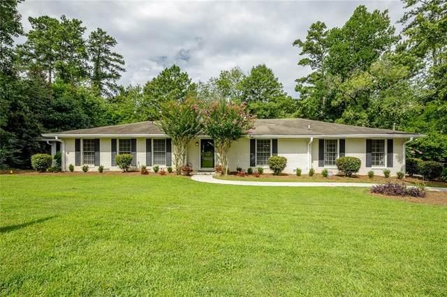 1539 Brompton Court, Dunwoody, GA 30338 (MLS #6762059) :: North Atlanta Home Team