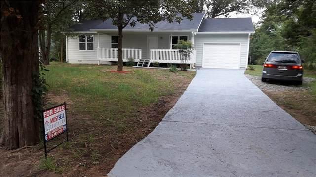 860 Smith Ferguson Road, Dallas, GA 30157 (MLS #6762079) :: North Atlanta Home Team