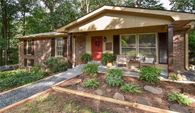 3517 Greenway Drive SW, Marietta, GA 30008 (MLS #6762093) :: Path & Post Real Estate