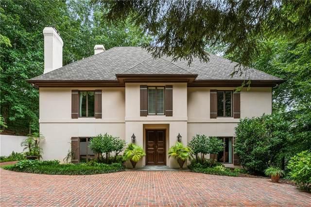 355 Cameron Ridge Drive, Sandy Springs, GA 30328 (MLS #6762165) :: Vicki Dyer Real Estate