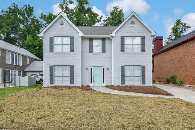 5145 N Somerset Lane, Alpharetta, GA 30004 (MLS #6762166) :: The Butler/Swayne Team