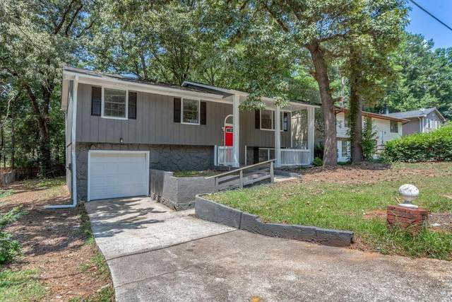 2153 Cherokee Valley Circle, Lithonia, GA 30058 (MLS #6762178) :: Rich Spaulding