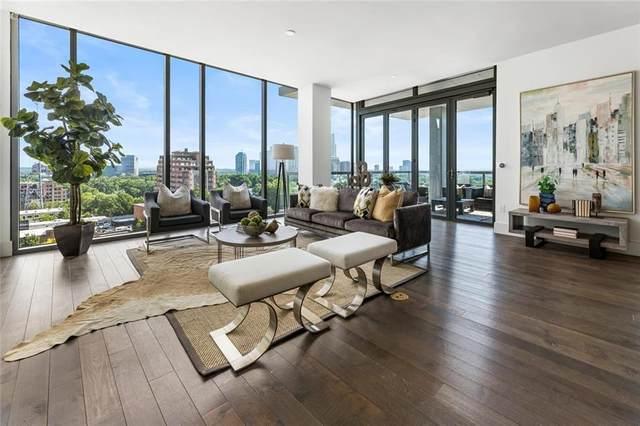 3107 Peachtree Road #1005, Atlanta, GA 30305 (MLS #6762225) :: Good Living Real Estate