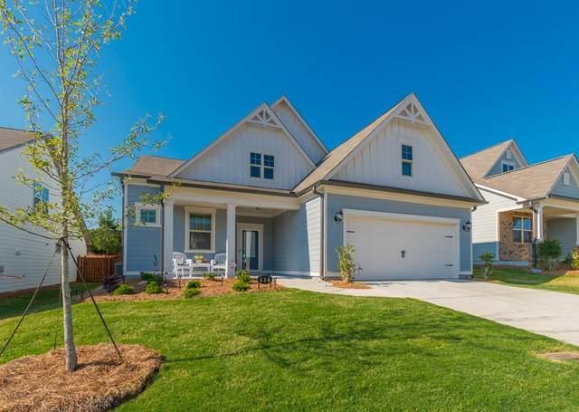 216 William Creek Drive, Holly Springs, GA 30115 (MLS #6762241) :: Rich Spaulding