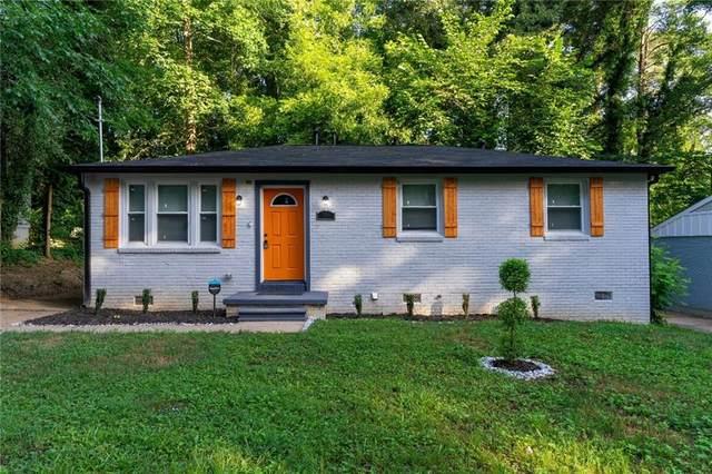 844 NW Bolton Road NW, Atlanta, GA 30331 (MLS #6762244) :: The Heyl Group at Keller Williams