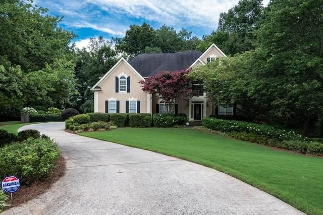 330 Stone Hill Point, Alpharetta, GA 30004 (MLS #6762247) :: Path & Post Real Estate