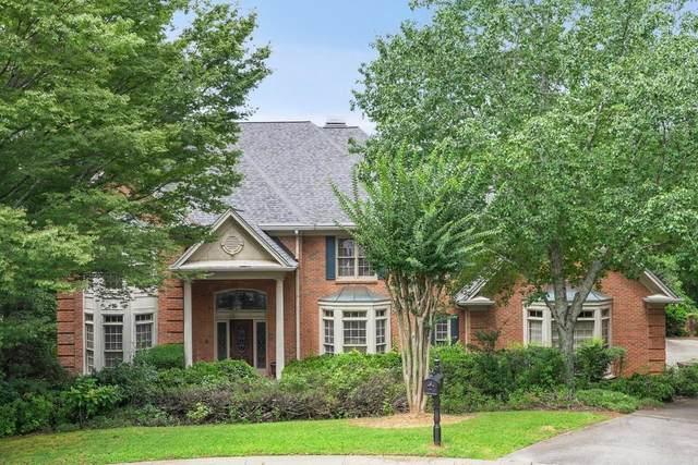 975 Tiverton Lane, Alpharetta, GA 30022 (MLS #6762262) :: North Atlanta Home Team