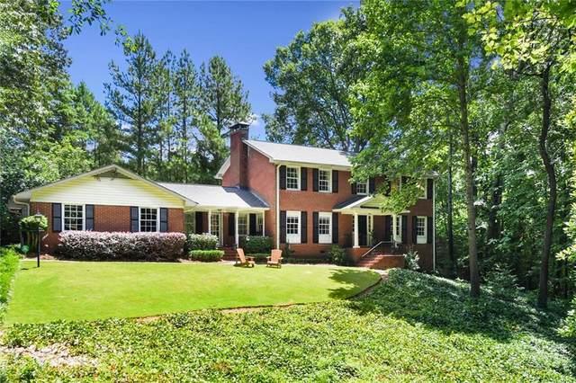 4243 Mcclatchey Circle NE, Atlanta, GA 30342 (MLS #6762275) :: North Atlanta Home Team