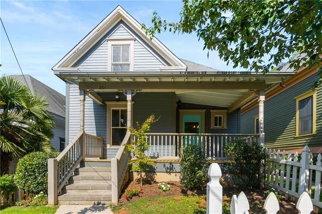 261 Pearl Street SE, Atlanta, GA 30316 (MLS #6762281) :: North Atlanta Home Team