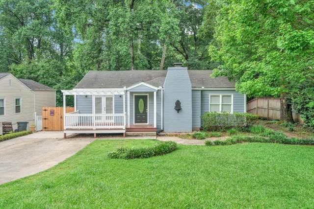 1345 Arnold Avenue NE, Atlanta, GA 30324 (MLS #6762298) :: North Atlanta Home Team