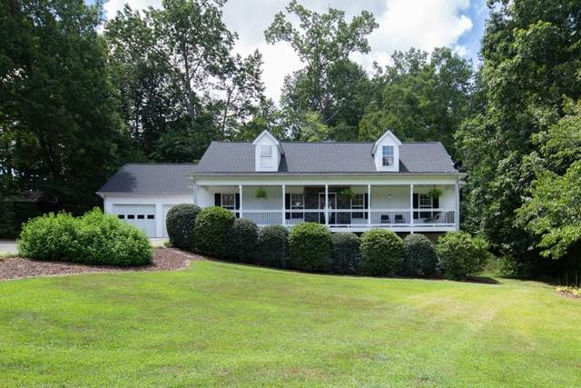 31 N Windsor Lane, Dawsonville, GA 30534 (MLS #6762303) :: North Atlanta Home Team