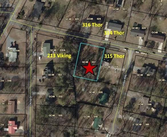 00 Thor Drive, Calhoun, GA 30701 (MLS #6762319) :: North Atlanta Home Team