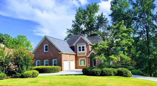 9430 Grace Lake Drive Na, Douglasville, GA 30135 (MLS #6762325) :: The Heyl Group at Keller Williams