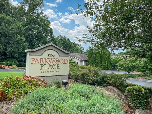1250 Parkwood Circle SE #3302, Atlanta, GA 30339 (MLS #6762340) :: Charlie Ballard Real Estate