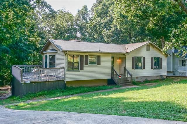 351 Bakers Bridge Circle, Douglasville, GA 30134 (MLS #6762366) :: The Heyl Group at Keller Williams