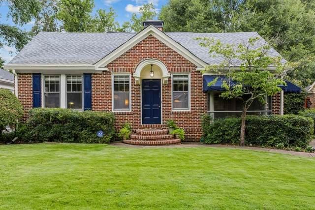 1346 Emory Road NE, Atlanta, GA 30306 (MLS #6762393) :: AlpharettaZen Expert Home Advisors