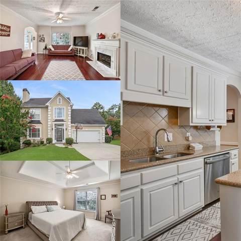 3840 Cherry Ridge Walk, Suwanee, GA 30024 (MLS #6762426) :: Kennesaw Life Real Estate