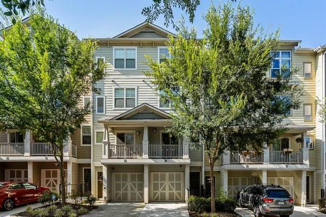 215 Semel Drive NW #454, Atlanta, GA 30309 (MLS #6762467) :: The Zac Team @ RE/MAX Metro Atlanta