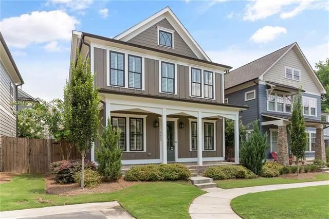 4455 Kensington Place, Atlanta, GA 30388 (MLS #6762470) :: North Atlanta Home Team