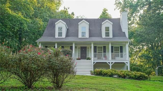 6573 Woodstock Road, Acworth, GA 30102 (MLS #6762471) :: Path & Post Real Estate