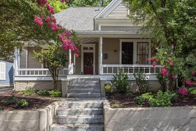 819 Lake Avenue NE, Atlanta, GA 30307 (MLS #6762483) :: North Atlanta Home Team