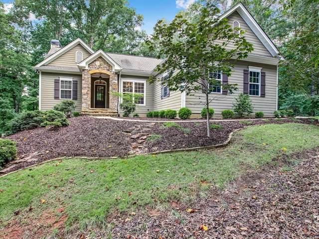 6227 Autumn Hill Drive, Gainesville, GA 30506 (MLS #6762508) :: The Hinsons - Mike Hinson & Harriet Hinson