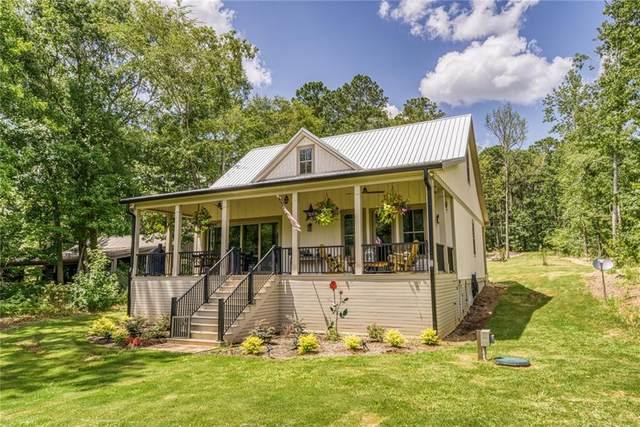 1140 Cherokee Trail, White Plains, GA 30678 (MLS #6762522) :: The Realty Queen & Team