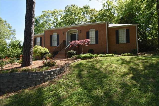 3494 Old Suttons Way, Marietta, GA 30062 (MLS #6762543) :: RE/MAX Prestige