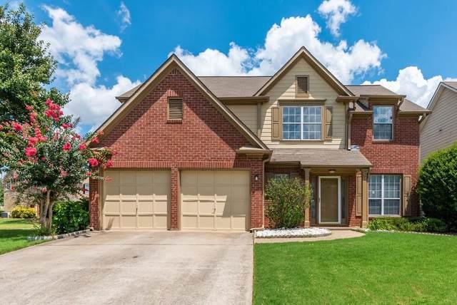 4059 Berwick Farm Drive, Duluth, GA 30096 (MLS #6762546) :: North Atlanta Home Team