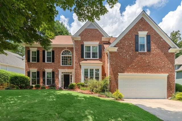 2874 Amesbury Place NW, Kennesaw, GA 30144 (MLS #6762552) :: The Heyl Group at Keller Williams
