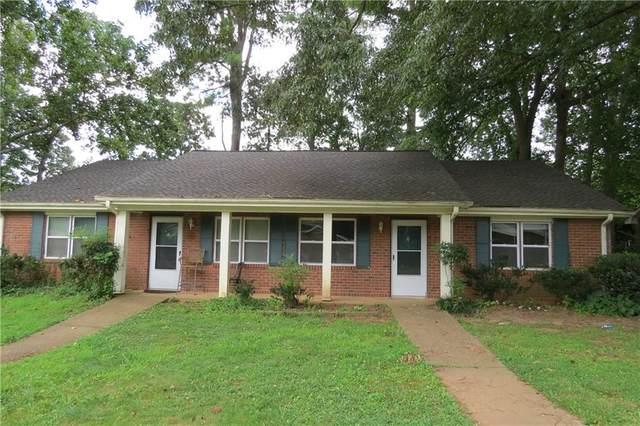 137 Kimberly Way SW, Marietta, GA 30064 (MLS #6762566) :: The Heyl Group at Keller Williams
