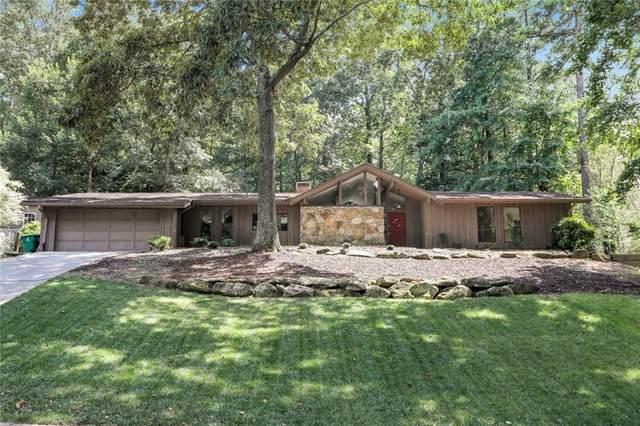 3284 Turtle Lake Club Drive SE, Marietta, GA 30067 (MLS #6762567) :: North Atlanta Home Team