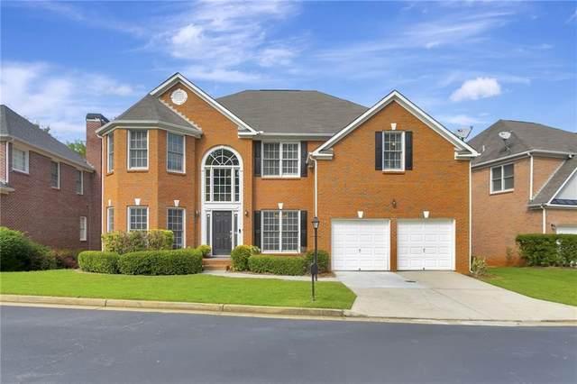 115 Ennisbrook Drive SE, Smyrna, GA 30082 (MLS #6762606) :: North Atlanta Home Team