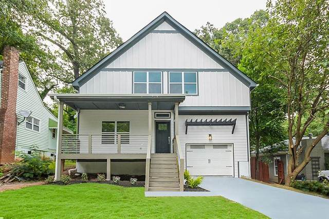690 Parker Avenue, Decatur, GA 30032 (MLS #6762629) :: North Atlanta Home Team