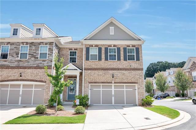 1231 Tigerwood Bend SE #6, Marietta, GA 30067 (MLS #6762631) :: BHGRE Metro Brokers