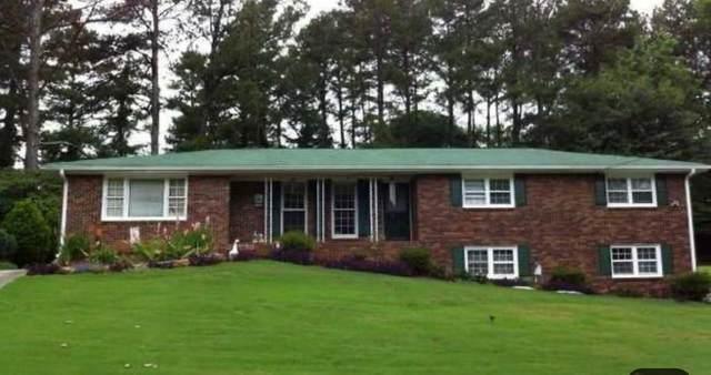 3352 Summit Drive, Douglasville, GA 30135 (MLS #6762641) :: The Heyl Group at Keller Williams