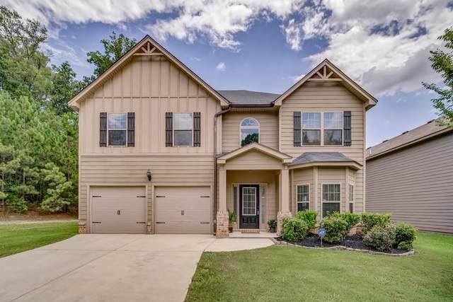 4230 Sir Dixon Drive, Fairburn, GA 30213 (MLS #6762686) :: North Atlanta Home Team