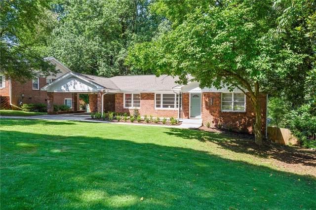 1471 Thomas Road, Decatur, GA 30030 (MLS #6762700) :: North Atlanta Home Team